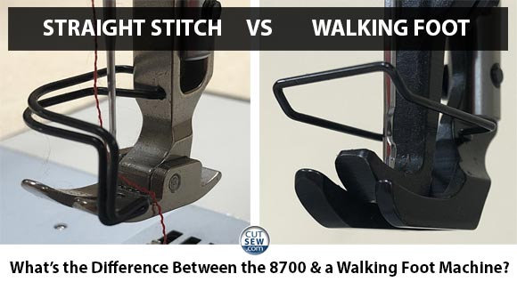 8700 VS Walking Foot