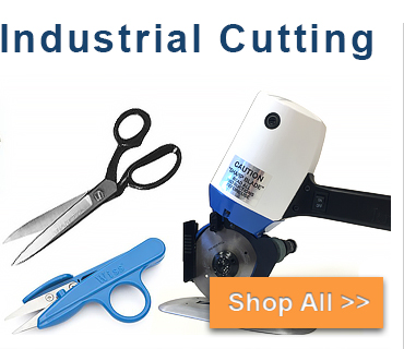 Welcome to Cutting Sewing Room Equipment - Supplying the Sewn