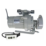 220 volt, 3450 RPM, High Speed Clutch Motor