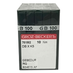DBxK5 Groz-Beckert Needles-100 Count