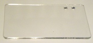 Juki Safety Plate - Replaces B3120372