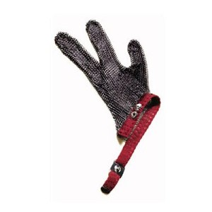 MG300 Three Finger Chainex Glove - Left