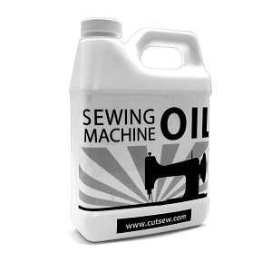 32 oz - Sewing Machine Oil for Juki, Singer, Brother, Consew