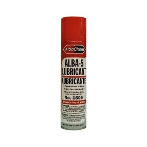 AlbaChem Embroidery Lubricant