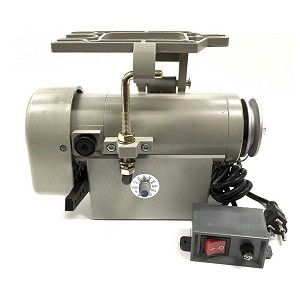 Electronic Servo Motor, High-speed 3450 RPM, 110v with Speed Control